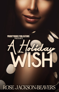 A Holiday Wish Front final cover